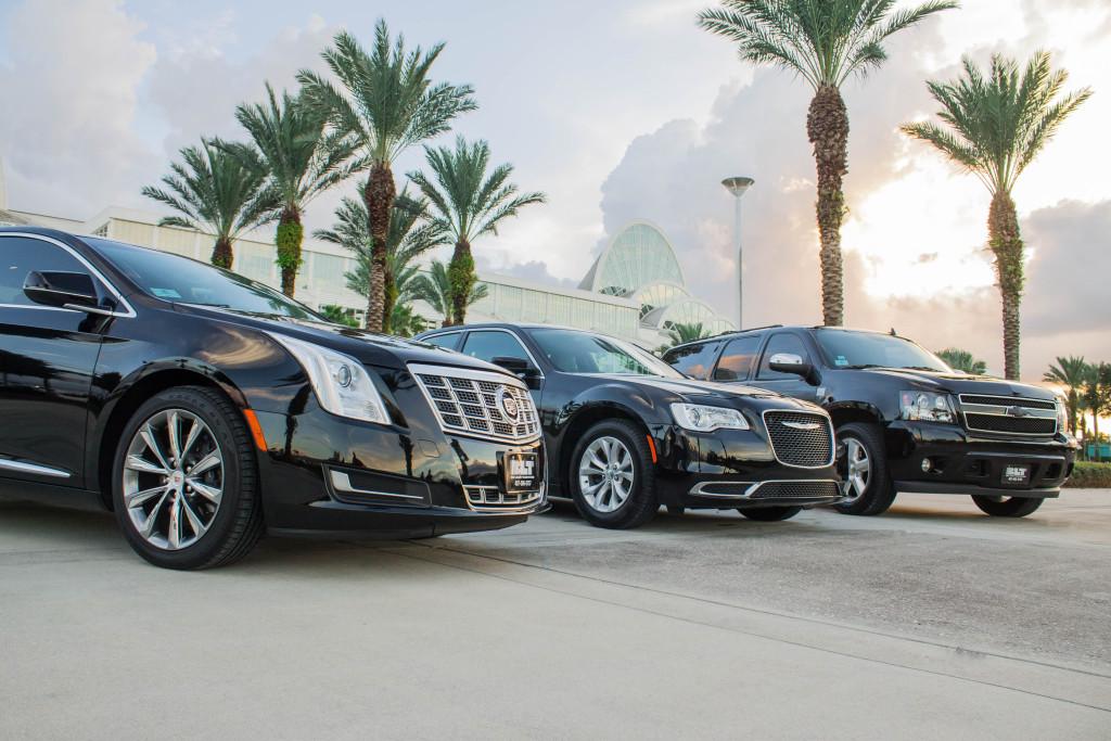 Best Luxury TRansportation Fleet